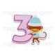 цифры 3