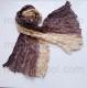 многоцветный шарф 021