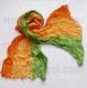 многоцветный шарф 049