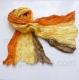 многоцветный шарф 027