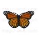 термонаклейка бабочка 01