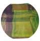 шелковый шарф 0043