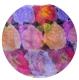 шелковый шарф 028