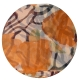 шелковый шарф 0015