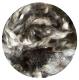 шетланд серо-коричневый микс фабрично промытый